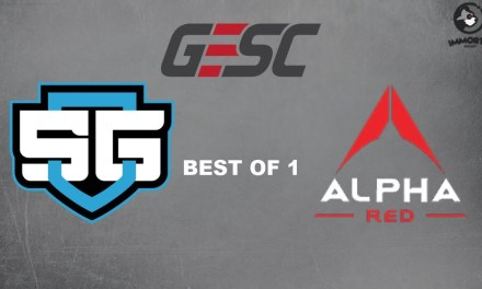 SGe vs Alpha-Red | Group Stage Bo 1 | GESC Thailand Dota2 Minor