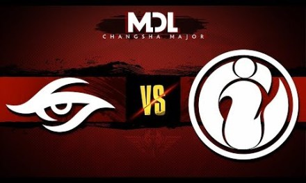 Team Secret vs Invictus Gaming Game 1 – MDL Major 2018: Group Stage – @Xyclopzz