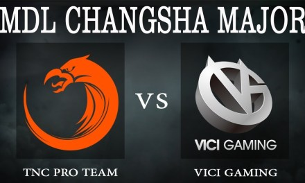 TNC vs Newbee game 2 – MDL Changsha Major, Group Stage Day 1 – Dota 2