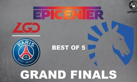 PSG.LGD vs Liquid | Grand Finals Bo 5 Game 1 | Epicenter 2018
