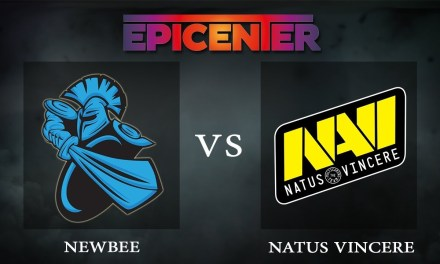 Newbee vs Navi Game 3 – EPICENTER XL, Group Stage Day 5 – Dota 2