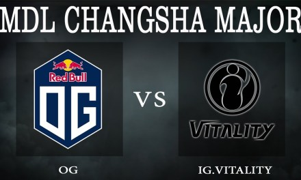 OG vs IG game 2 – MDL Changsha Major, Group Stage Day 1 – Dota 2