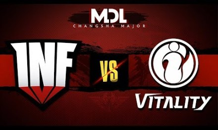 Infamous vs iG.Vitality Game 2 – MDL Major 2018: Group Stage – @Lyrical @Lacoste