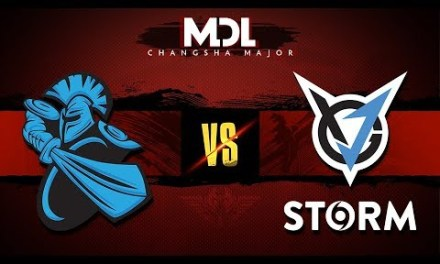 Newbee vs VGJ.Storm Game 2 – MDL Major 2018: Group Stage – @GoDz @Lacoste