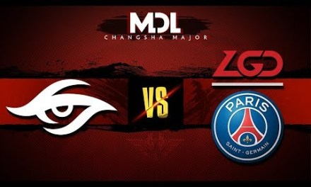 Team Secret vs PSG.LGD Game 1 – MDL Major 2018: Losers' Round 3 – @Kyle @Dakota @Lyrical