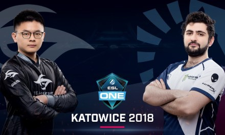 Dota 2 – Team Secret vs. Team Liquid – Game 3 – Quarterfinal – ESL One Katowice Major 2018