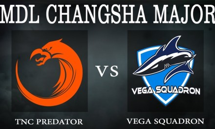 TNC vs Vega game 1 – MDL Changsha Major, Group Stage Day 2 – Dota 2
