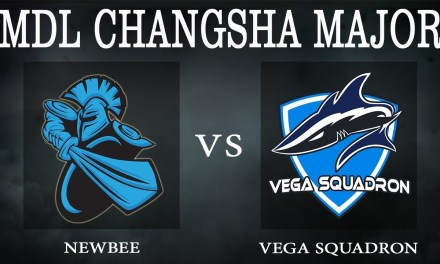 Newbee vs Vega game 1 – MDL Changsha Major, Group Stage Day 2 – Dota 2