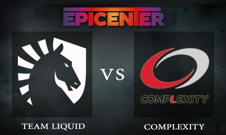 Liquid vs Complexity Game 2 – EPICENTER XL, Group Stage Day 5 – Dota 2