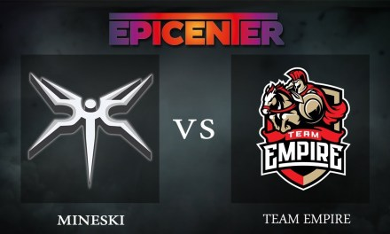 Mineski vs Empire Game 1 – EPICENTER XL, Group Stage Day 5 – Dota 2