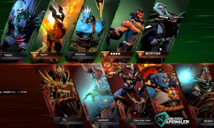 Team Secret vs The Final Tribe Game 2 | China Dota 2 Supermajor Group Stage Day 2