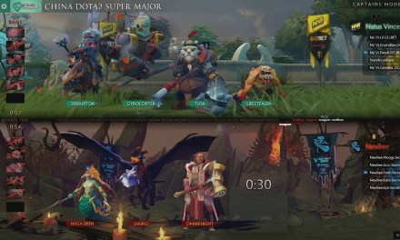 Natus Vincere vs Newbee Game 2 [Incomplete] | China Dota 2 Supermajor – Group Stage Day 1