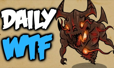 Dota 2 Daily WTF – Get away from the BEAN