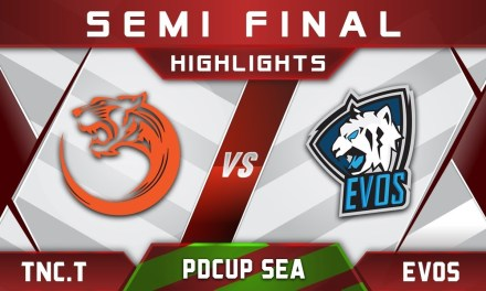 TNC.Tigers vs EVOS Semi FInal PDCup SEA 2018 Highlights Dota 2