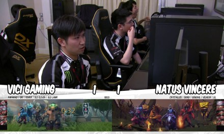 Natus Vincere vs Vici Gaming Game 3 [Incomplete] | China Dota2 Supermajor Playoffs Day 2