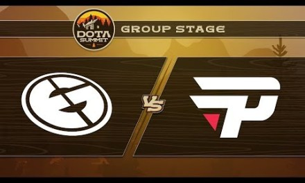 Evil Geniuses vs paiN Game 2 – DOTA Summit 9: Group Stage