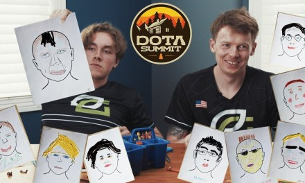 Arts and Crafts Part 2 ft. OpTic Gaming, Fnatic & Let's Do It | DOTA Summit 9