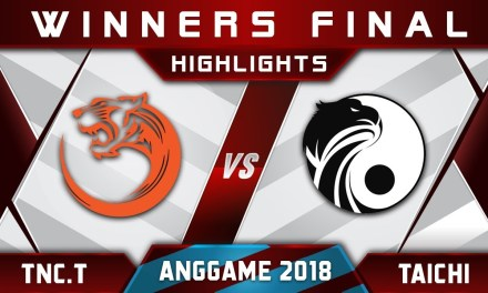 TNC.Tigers vs Taichi [GREAT GAME] ANGGAME SEA vs China 2018 Highlights Dota 2