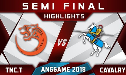TNC.Tigers vs Cavalry Semi Final ANGGAME SEA vs China 2018 Highlights Dota 2