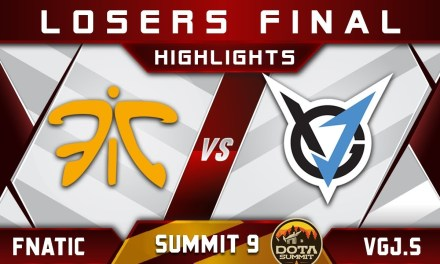 Fnatic vs VGJ.Storm [GREAT GAME] LB Final Summit 9 Highlights 2018 Dota 2