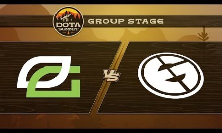 OpTic vs Evil Geniuses Game 1 – DOTA Summit 9: Group Stage w/ VGJ.Storm commentary