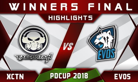 Execration vs EVOS Winners Final PDCup SEA 2018 Highlights Dota 2