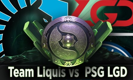The International 2018, Team Liquid vs PSG LGD Game 1, Group Stage Day 1