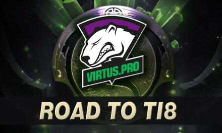Virtus.Pro – Road to TI8 The International 2018 Dota 2