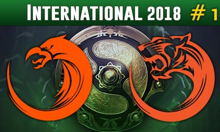 TNC Tigers vs TNC Predator #1 | The International 2018 Qualifiers Dota 2