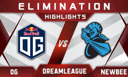 OG vs Newbee Elimination DreamLeague 9 Minor 2018 Highlights Dota 2