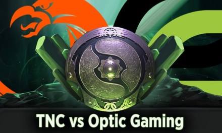 The International 2018 Tnc vs Optic Game 1 Group Stage Day 2