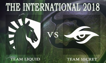 Liquid vs Secret game 2 – The International 2018, Lower Bracket Round 4 – Dota 2