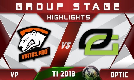 VP vs Optic TI8 The International 2018 Highlights Dota 2