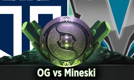 The International 2018 OG vs Mineski Game 1 Group Stage Day 2