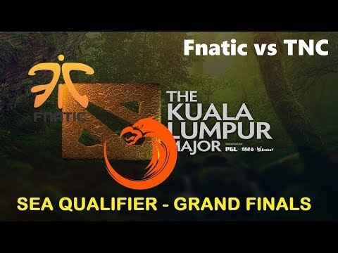12 mins 63 kills GG | Fnatic vs TnC | KL Major Southeast Asia Qualifier Grand Finals Bo3