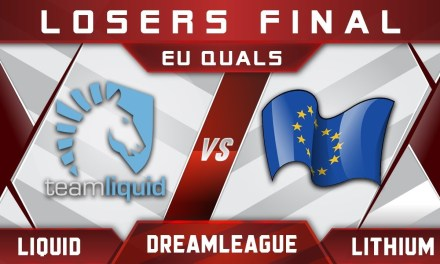 Liquid vs Lithium LB Final DreamLeague 10 Minor EU Highlights Dota 2