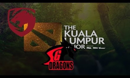 [1440p] Tigers vs SGD | Kuala Lumpur Major Southeast Asia Qualifier Group A Decider Match Bo3