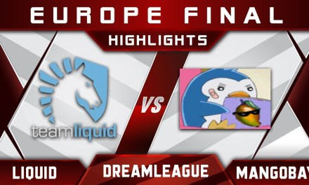 Liquid vs MangoBay – Last EU slot at DreamLeague 10 Minor Highlights Dota 2