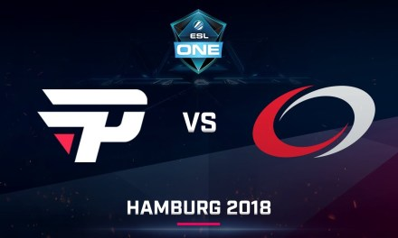 Dota 2 – compLexity vs paiN X . Game 1 – Day 2 – NA Qualifier ESL One Hamburg 2018