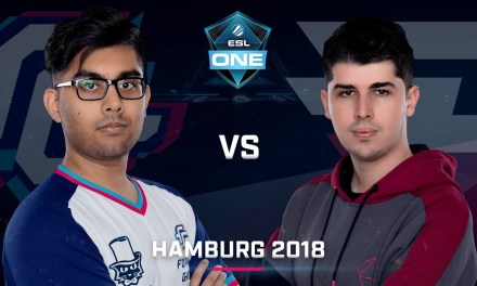 Dota 2 – Forward vs. paiN – Game 2 – LB r1 – Day 4 – ESL One Hamburg 2018