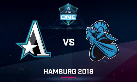 Dota 2  – Newbee vs Aster – Game 1 – Day 2  – CN Qualifier ESL One Hamburg 2018