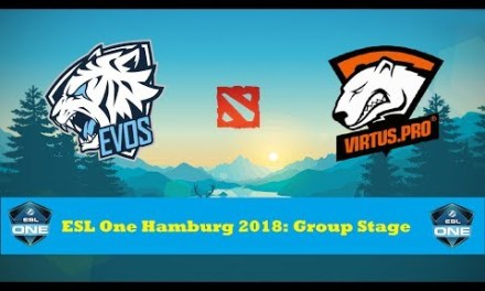 EVOS vs VP | ESL One Hamburg 2018: Group Stage Day 3 Bo2