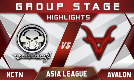 Execration vs Avalon Asia Pro League APL 2018 Highlights Dota 2