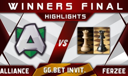 Alliance vs Ferzee +Ramzes666 – GG.Bet Invitational 2018 Highlights Dota 2