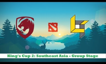 Tigers vs Lotac | King's Cup 2: Southeast Asia – Group Stage Day 6 Bo2