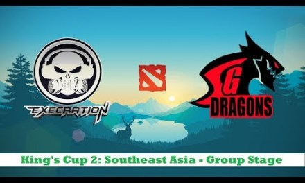 XctN vs SGD   King's Cup 2: Southeast Asia – Group Stage Day 8 Bo2
