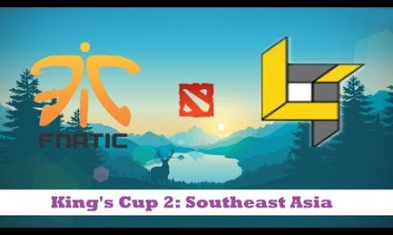 Fnatic vs Lotac | King's Cup 2: Southeast Asia Upper Bracket Finals Bo3