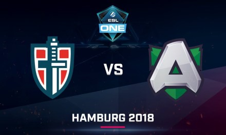 Dota 2 – Espada vs Alliance – Game 1 – Day 2 – EU Qualifier ESL One Hamburg 2018