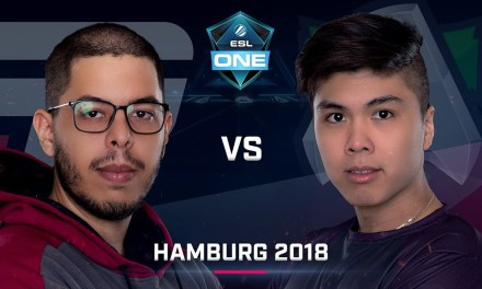 Dota 2 – paiN vs. Alliance – Group A – Game 2 – Day 2 – ESL One Hamburg 2018