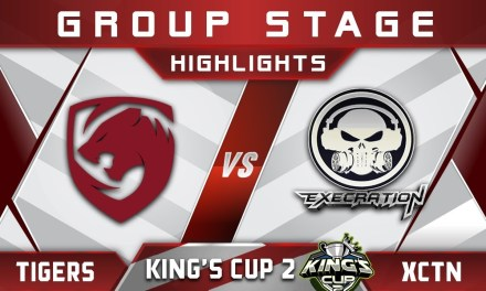 Tigers vs Execration King's Cup 2 SEA 2018 Highlights Dota 2